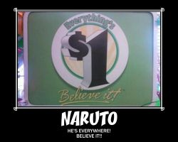 Naruto motivational BELIEVE IT by Uchia-Sakura