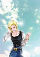 android 18 and by DYKC