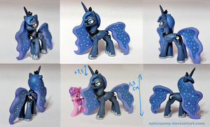 Mini Luna by AplexPony