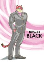 Thomas Black Suited by gingertom84