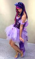 Twilight Sparkle Cosplay by theAndromac