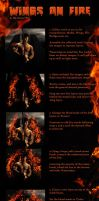 Wings on Fire Tutorial by Thy-Darkest-Hour