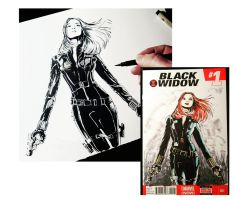 Black Widow by devgear