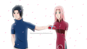 SasuSaku .:For You:. by narusasu2009