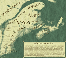 Kingdom of New England, 43 AF by VulcanTrekkie45