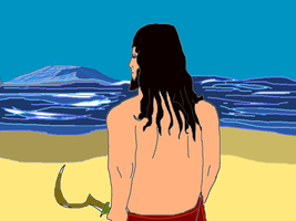 Canaanite by the Sea - By: Niv Lugassi by DXRD