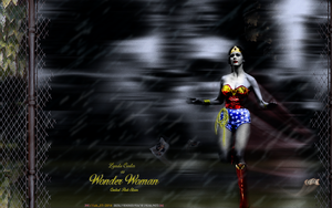 LYNDA CARTER as WONDER WOMAN by CSuk-1T
