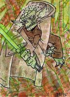 Yoda by SpencerPlatt