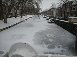 The canal by Cora-Leigh