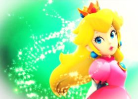 Princess Peach - Natural Beauty by PrincessPeach8
