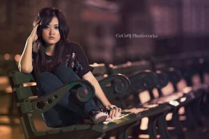 Can't forget you by cocobi-lens