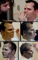 Z.E.O. - Makeup Application by KOSARTeffects