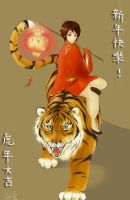 APH: Year of the Tiger by jinzilla