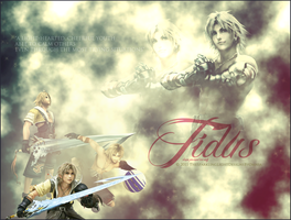 Dissidia 012 Tidus by the-sparkling-light