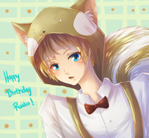 Happy Birthday to Ruuto!!!! by Rashirou