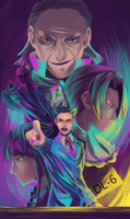 Ace Attorney - Contradictions by Kalafin99