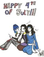 Happy Fourth of July by ajbluesox