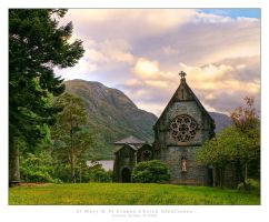 St Mary Church - Glenfinnan by denise-g