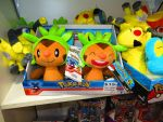 2 Chespin Plushie Variations! by ryanthescooterguy