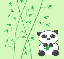 Panda by Elzo-is-the-name