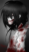Jeff the Killer by Trahentium