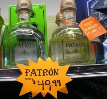 Patron sign by celacia