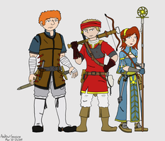 DnD Party Finished by Typical-Mental