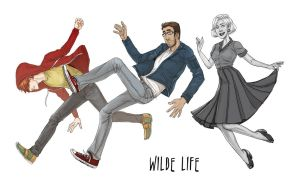 Wilde Life - Falling by Lepas