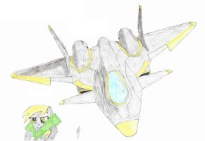 Derpy XFA-24 Apalis by mzx-90