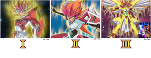 Zexal Evolution by ShinSubarashiKage124