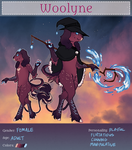 Woolyne Registration - Tal by Zieu