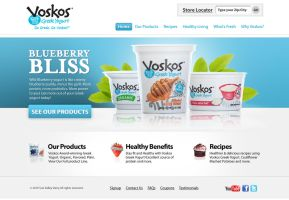 Voskos Homepage by ColinReilly