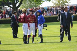 Newmarket races by Loves2dive