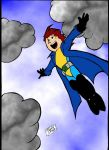 Superguri our Superkid by rsouza