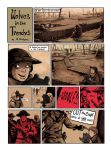 The Wolves in the Trenches p1 by TheWoodenKing