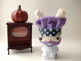 The Peculiar Purple Pieman MB by MoonYen