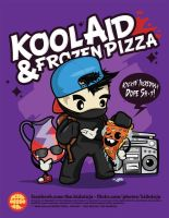 Kool Aid - Frozen Pizza by supermanisback