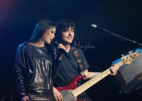 Tarja and Kevin by T-Arya