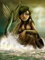 The Little Mermaid by TmoeGee