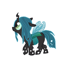 Chrysi Process 2--Baby Vector! by what-Nancy-drew
