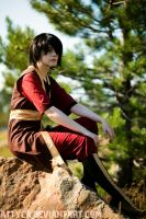 Zuko Cosplay by Attyca