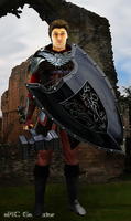 Male Knight #2 by epicgenerator