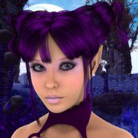 Tiffany The Succubi Again by Tiffany-Hailes