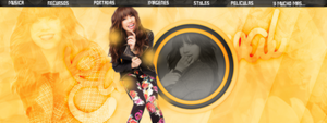 +Portada GoldenOrange {Carly} by PerfectLights