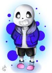 Chibi Sans - Day 17 by SakuraFaith