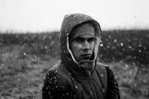 first snow by JVasiliev