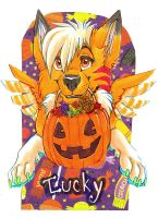 A Very Lucky Halloween by Ifus