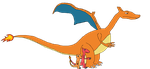 ~Charizard Line Page Pals~ by Catty-Mintgum