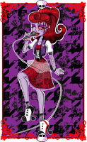 Monster High Operetta picture day by Kings-of-Queens