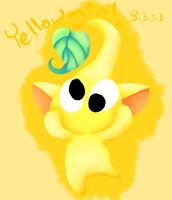 Yellowmin by CinnamonMuffins